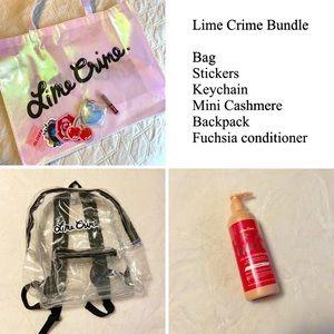 Lime Crime Bundle